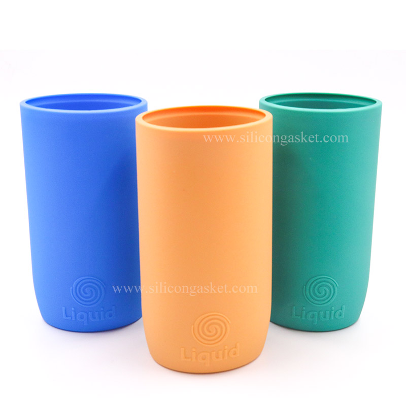 Silicone Sleeve for Glass Bottle