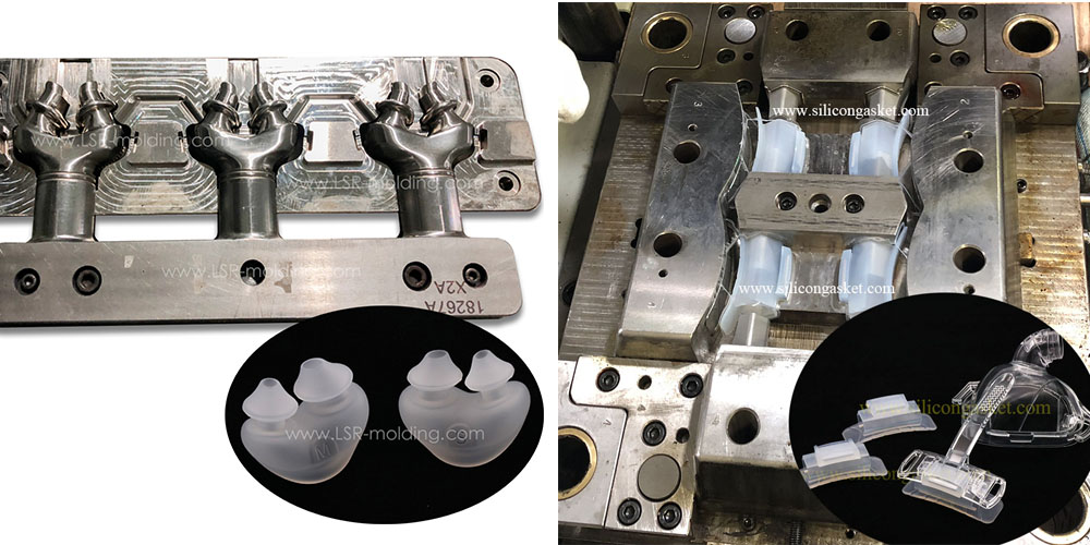LSR Silicone Injection Mold