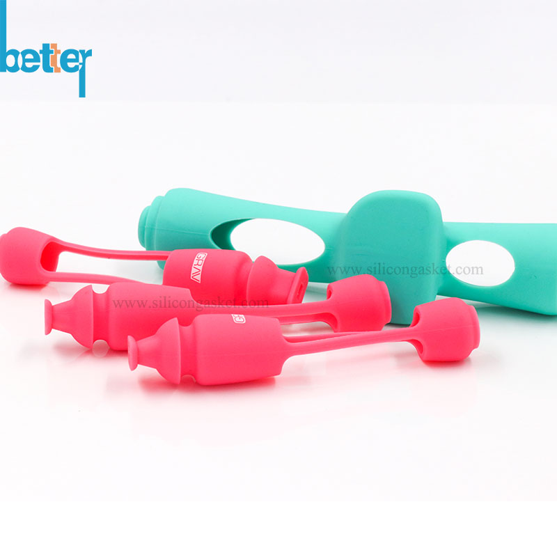 Silicone Glass Tubing Sleeve