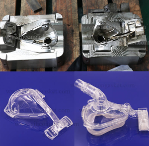 plastic injection molding for medical device