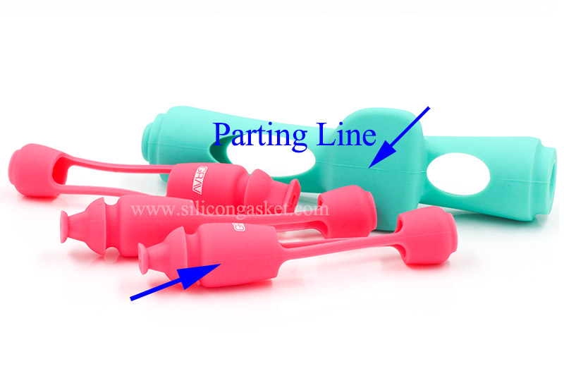 Silicone Sleeve for Glass Tube